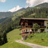 Berghaus Panorama, hotel in Bschlabs