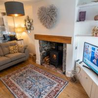 Beautiful Cottage With Parking Within Conwy Walls
