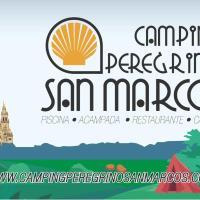 Camping Peregrino San Marcos, hotel in Santiago de Compostela