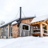 Le Grand Lodge - Locations du Sommet, hotel em Saint Adolphe D'Howard