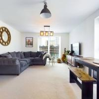 Chic City Centre Apartment With Allocated Parking