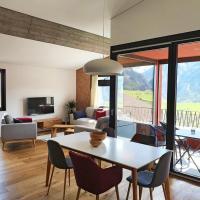 3,5 Zimmer Dachwohnung: Modern, komfortabel, zentral, mit Bergsicht