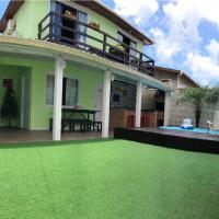 Casa com piscina em Florianópolis, hotel near Florianopolis-Hercilio Luz International Airport - FLN, Florianópolis