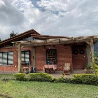 Casa Galloloma, hotel em Pallatanga
