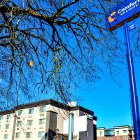 Comfort Inn & Suites Vancouver Downtown City Center