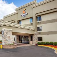 Comfort Inn Hoffman Estates – Schaumburg, hotel in Hoffman Estates