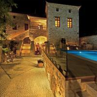 Αρχοντικό Χιώτη, ξενοδοχείο στο Λεωνίδιο