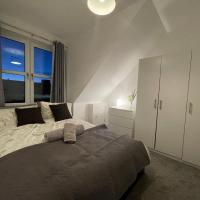 Carvetii - Edward House D - 2 Dbl bed 2nd floor flat