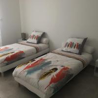 Appartement 7/8 personnes, hotel near Perpignan - Rivesaltes Airport - PGF, Perpignan