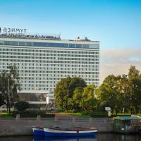 AZIMUT Отель Санкт-Петербург, отель в Санкт-Петербурге