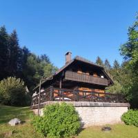 Cottage in the woods - Lake Bohinj