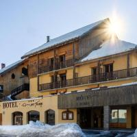 Hotel Mont Thabor Serre Chevalier