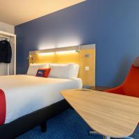Holiday Inn Express Gent, an IHG Hotel, hótel í Ghent