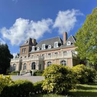 Château de Noyelles – Baie de Somme, hôtel à Noyelles-sur-Mer