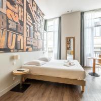 Hotel de la Presse Bordeaux Centre