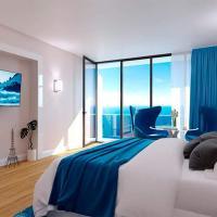 Orbi city sea view, отель в Батуми