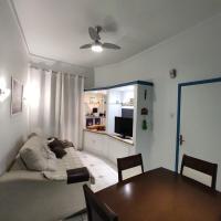 Apartmento 2 quartos em frente ao Metrô