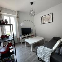 Appartement Carolles, 1 pièce, 4 personnes - FR-1-361-363