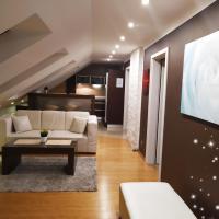 Pokoje Gościnne Domki Apartamenty AWER – hotel w Rewie