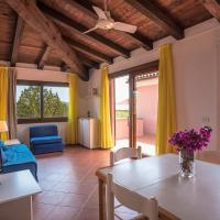 Residence Bouganville, hotell i Porto Rotondo