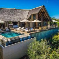 Esiweni Luxury Safari Lodge, hotel in Nambiti Private Game Reserve