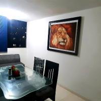 Apartamento Completo para descansar en Cúcuta, hotel in Cúcuta