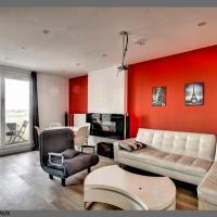 Modern apartment near Parc de la Tête d'Or