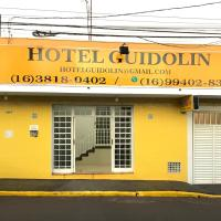 HOTEL GUIDOLIN, hotel em São Joaquim da Barra