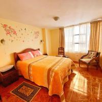 Hotel Tren Dorado, hotel em Riobamba