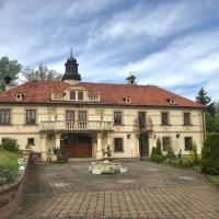 Zámeček Zdíky - Zámecký apartmán