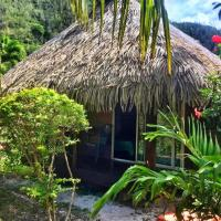 HUAHINE - Bungalow Vanille 2p