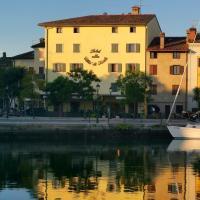 Hotel Alla città di Trieste, hotell i Grado