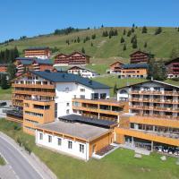 Damülser Hof - Wellness & Spa, hotel in Damuls
