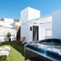 Magno Apartments - Alameda 1851 with Solarium and Jacuzzi, hotel in Alameda, Seville