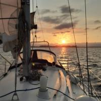 Sail & sleep on the lake, only for people who want to sail with captain SEE HOST PROFILE