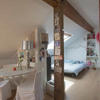 Contemporary & Lovely Studio Apartment in Paris