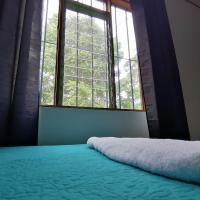 Hermosa Habitacion Doble con baño compartido