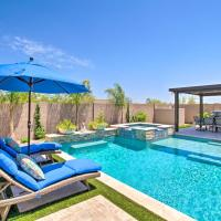 Cave Creek Desert Hideaway with Pool Hike and Golf!, hotel in Cave Creek