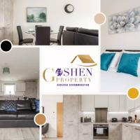 Amazing Goshen View & 2 Bedroom Apartment at Goshen Property Serviced Accommodation Southampton