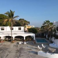 Hermosa casa mediterranea frente al mar, hotel em Salinas