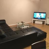 Modern flat in the heart of Glasgow City Centre