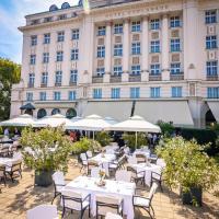 Esplanade Zagreb Hotel, hotel in Zagreb