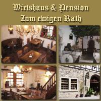 Zum Ewigen Rath, отель в городе Мюльхаузен