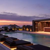 SantAnna Luxury Suites, hotel in Imerovigli