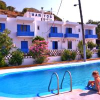 Haritos Hotel - Geothermal Hot Swimming Pool, ξενοδοχείο στο Μανδράκι