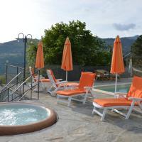 la casa di nonna carlotta, hotel a Castiglione Chiavarese