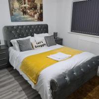SAV Apartments Leicester - 2 Bed Cosy Flat Saffron
