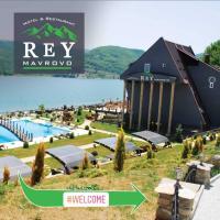 Rey Hotel, hotel em Mavrovo