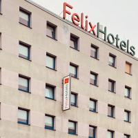 Felix Hotel Darmstadt, hotel in Darmstadt