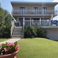 Lake Garda Beach Hostel, hotell i Padenghe sul Garda